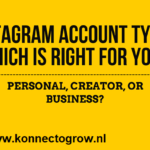 Instagram account types and which is right for you- personal, creator, or business?